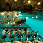 The Choco-Sutra poolside chocolate buffet