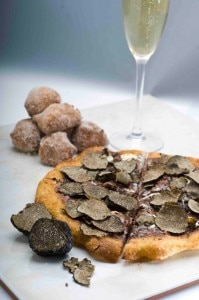 oliverio 2 199x300 Triple chocolate truffle pizza