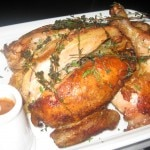 Sunday special roasted chicken
