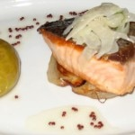 sauteed salmon 150x150 One Church & One State