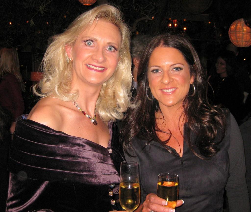 WIF President Cathy Schulman & Sophie Gayot