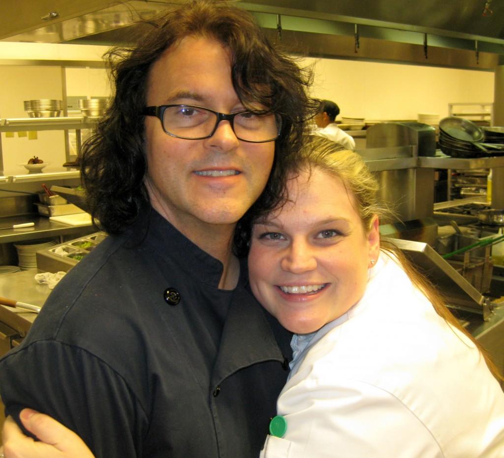 Kerry Simon & Nona Sivley