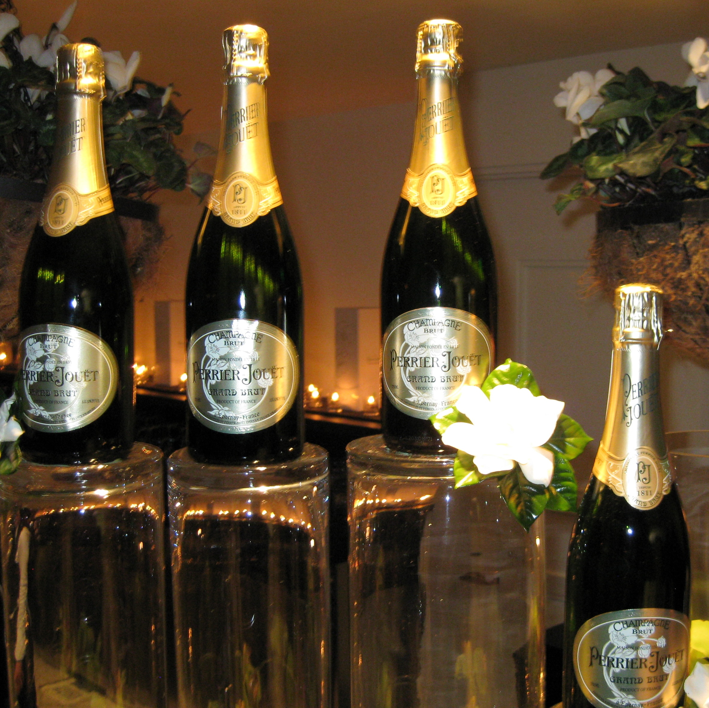 Champagne Perrier Jouet Grand