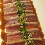 seared tuna 150x150 Paris, Produce & Purple