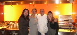 Mishel Ledoux, Sophie Gayot, Ari Rosenson, Dana Farner