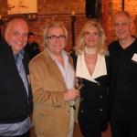 Tony Mantuano, Jean Joho, Sophie Gayot, Gary Danko