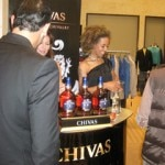 "Guests enjoyed Chivas signature cocktails at the ""Men of Style"" event"