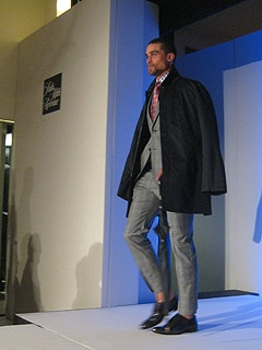 """The """"Men of Style"""" fashion show highlighted the best spring looks"""