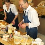 Norbert Wabnig, owner of The Cheese Store of Beverly Hills