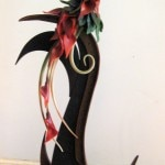 chocolate sculpture 150x150 Sunday Brunch at Scarpetta Beverly Hills