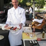 Chef Joe Miller of Joe's restaurant