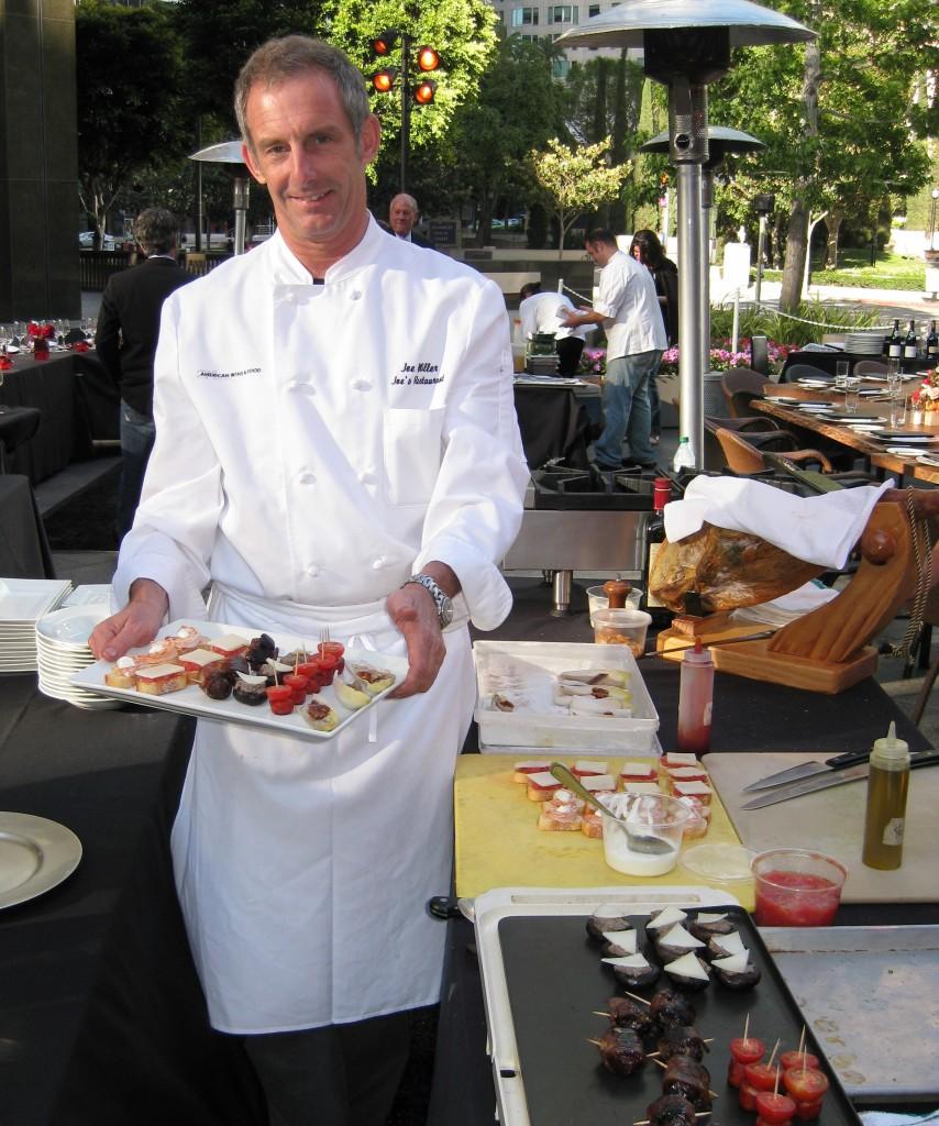 Chef Joe Miller of Joe's restaurant