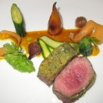 lamb loin 150x150 Café Boulud at Animal