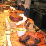 meat station 150x150 Sunday Brunch at Scarpetta Beverly Hills