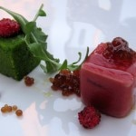 Foie gras by chef Michael Voltaggio