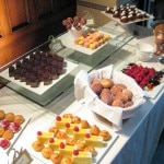pastry buffet macarons 150x150 Sunday Brunch at Scarpetta Beverly Hills