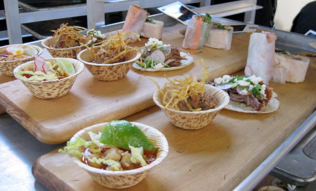 Public Kitchen & Bar's pork dishes