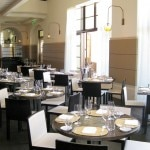 The dining room at Scarpetta