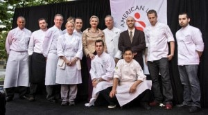 sophie gayot american liver foundation flavors gala 300x166 The chefs who participated in the 4th Annual Gala of Flavors with Honorary Chair Sophie Gayot