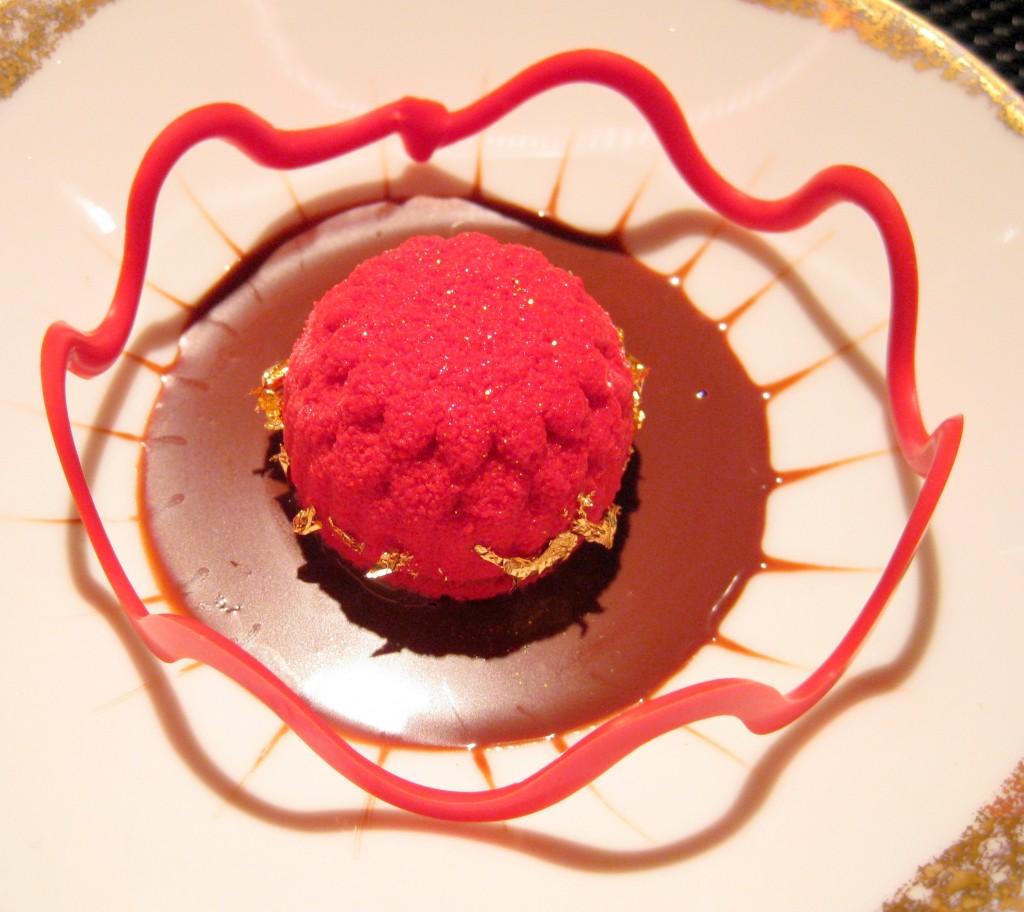 Carambar dessert