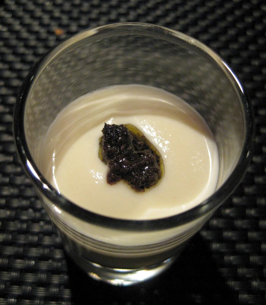 Gelée de citron, fenouil and caviar