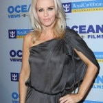 "Jenny McCarthy at the premiere of her short film, ""The Allure of Love,"" aboard Allure of the Seas"
