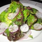 Salade du marché: farmers market salad