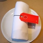 napkins 150x150 A Perfect Brasserie Style Restaurant