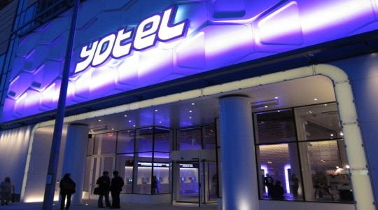 Yotel New York City Times Square Hotel Opening