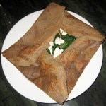 spinach crepe 150x150 French Tapas, Crêpes & Bastille Day