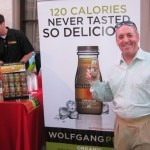 Craig Lieberman of Wolfgang Puck Iced Coffee