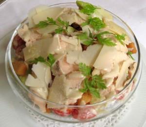 salade caesar 300x261 Salade Caesar