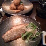 seabass and croquettes1 150x150 Chotto: Traditional Japanese Izakaya in San Francisco