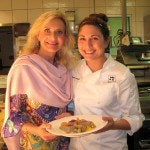 sophie gayot amanda baumgarten 150x150 Cooking With A Top Chef