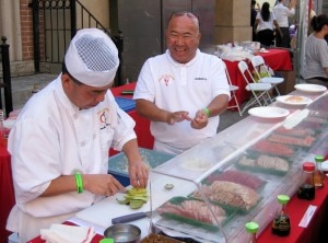 toshi sugiura 300x222 Bar Hayama   Toshi Sugiura