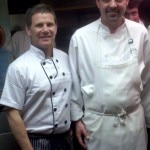 Chefs Finkelstein and Charest