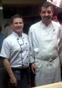 finkelstein and charest 212x300 Chefs Finkelstein and Charest