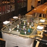 foosball table 150x150 Tapas & Zapatos