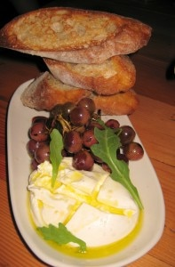 fresh burrata 197x300 Fresh local burrata: organic extra virgin olive oil and sea salt