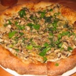 shaved mushroom 150x150 And Chef Jeff Mahin Re Invents Pizza