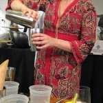 Winning mixologist Tricia Alley, from Black Market Liquor Bar in Studio City