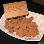 Yvan Valentin chocolate/coffee truffles