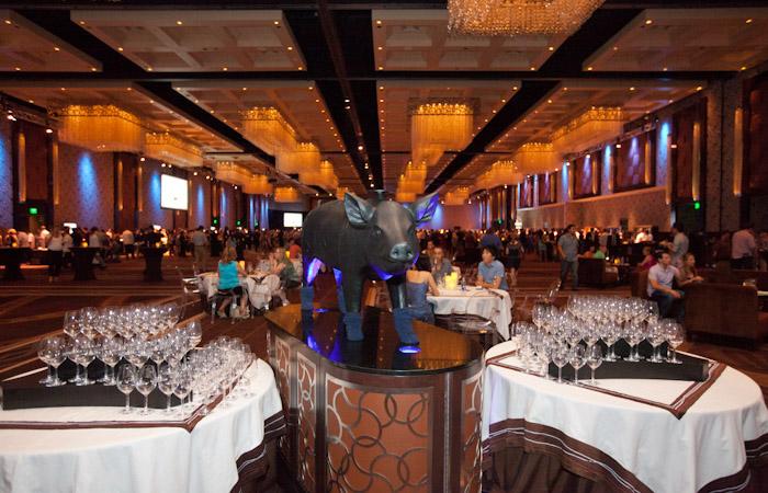 The Cosmopolitan of Las Vegas ballroom
