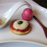 amuse bouche 150x150 LAbeille Restaurant at the Shangri La Hotel, Paris