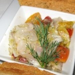 branzino ceviche 150x150 Fig & Olive And Its Presidents