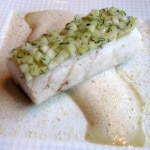 loup de mer 150x150 LAbeille Restaurant at the Shangri La Hotel, Paris
