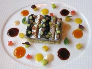 sardines 300x225 Les poissons bleus argentés: sardines marinées