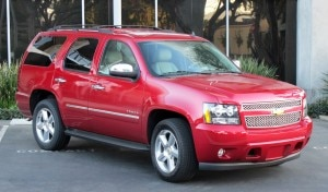 chevy tahoe2 300x176 Chevrolet Tahoe
