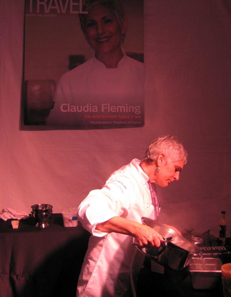 Claudia Fleming (North Folk Table & Inn)