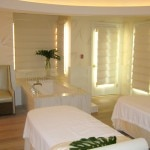 couple spa suite 150x150 Hotel Bel Air Reopens With Great Luxury